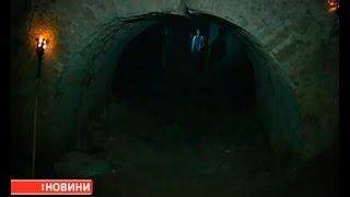 Підземелля  замку на Хмельниччині вперше відкрили для туристів(Уперше за сучасну історію Меджибізького замку на Хмельниччині туристам дозволили відвідати підземелля...., 2015-05-18T19:57:15.000Z)