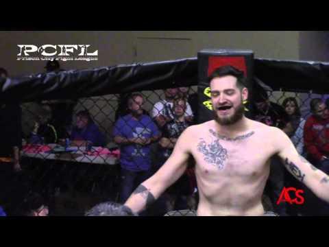 """""""Prison"""" City Fight League MATTHEW WEBB VS GREG KAS #205"""