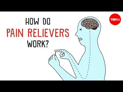 How Do Pain Relievers Work? George Zaidan
