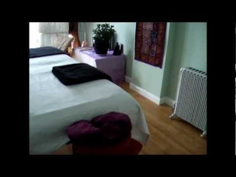 Natural Wellbeing Treatment Room