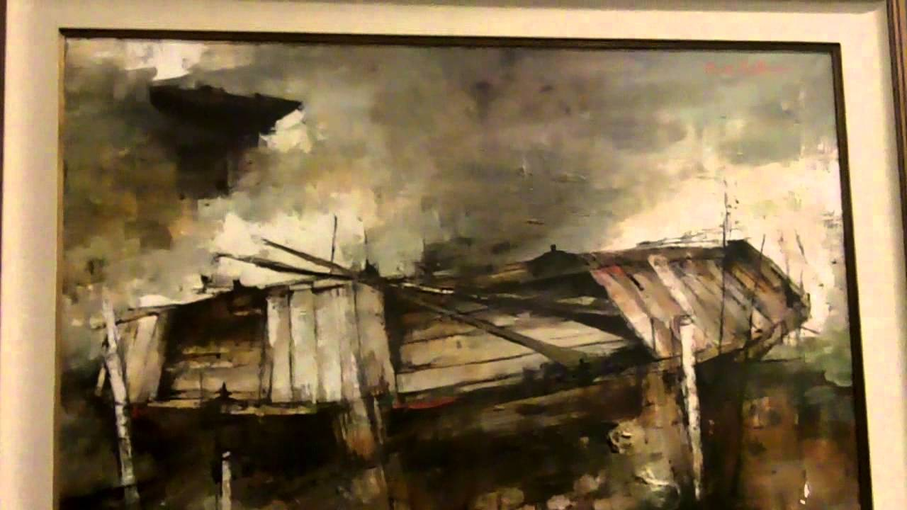 Michel De Gallard Original Oil Paintings from our art ...
