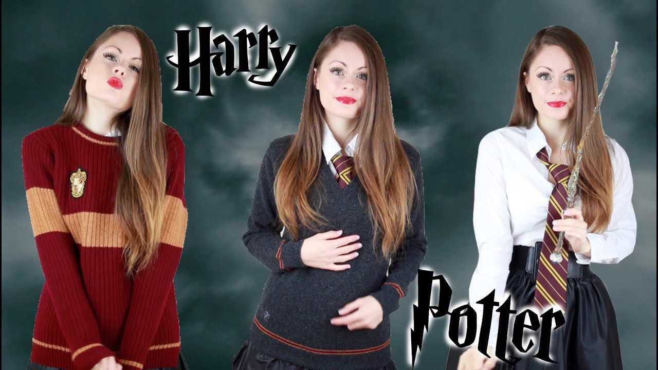 diy harry potter halloween costume 2015 sue rose youtube solutioingenieria Choice Image