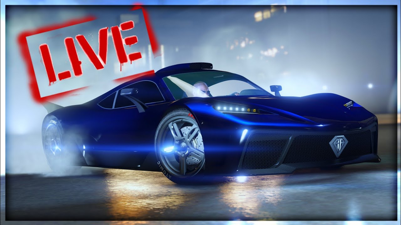 [LIVE] GTA 5 RDT MAX !!! / Tuning Treff!!! DEUTSCH/GERMAN