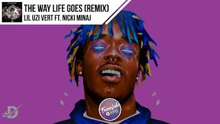 แปลเพลง The Way Life Goes - Lil Uzi Vert ft. Nicki Minaj