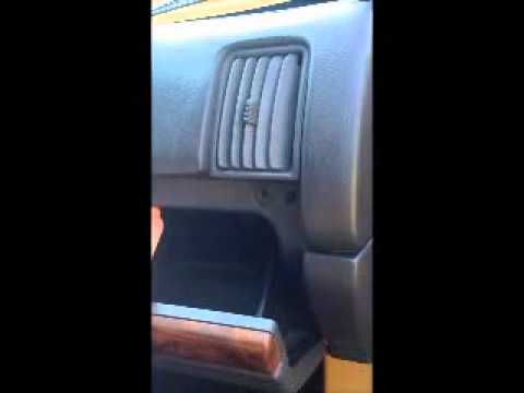 How to Remove the Glove Box from a 1995 Jeep Grand ...