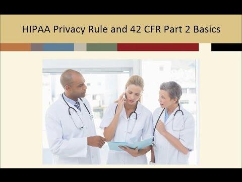 SAMHSA Behavioral Health IT Webinar Series - 42 CFR Part 2: Myths & Scenarios