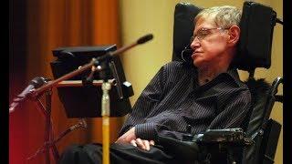 Stephen Hawking Faleceu - Superando Despedidas...