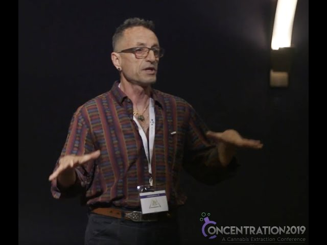 Cannabis Concentrates, Origins and Evolution, Concentration 2019 Keynote Frenchy Cannoli