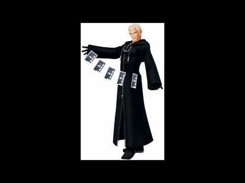 Robin Atkin Downes as Luxord in Kingdom Hearts II (Battle Quotes)