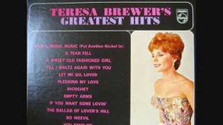Teresa Brewer - Bo Weevil (1962)