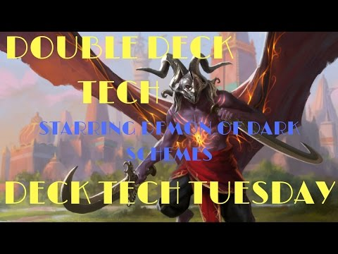 MTG - Double Deck Tech | Deck Tech Tuesday | Magic the Gathering