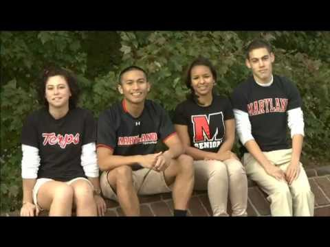 University of Maryland College Park Orientation Traditions Video- Welcome