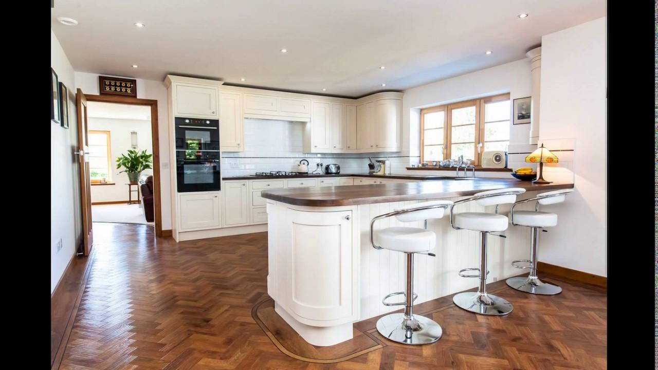 Art deco kitchen cabinet design - YouTube