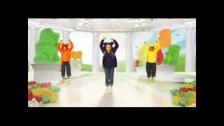 Gummy Bear Song(French) Dance Moves