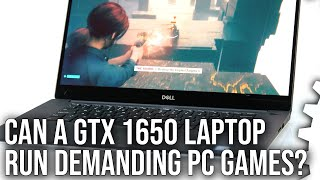 Dell XPS 15 9570: Is GTX 1650 Good For Laptop Gaming + Intel 8-Core CPU Workstation Testing!