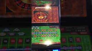 FOBT Bookies £100 spins roulette