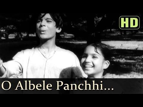 O Albele Panchhi (HD) - Devdas (1955)- Dilip Kumar - Vyjayantimala - Usha Mangeshkar - Asha Bhosle