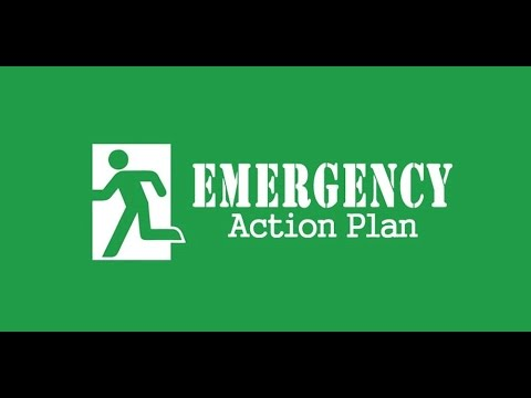 Best Emergency Action Plan  Youtube