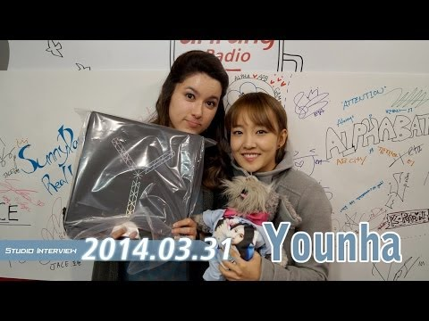 [K-Poppin']  윤하 (Younha) Interview