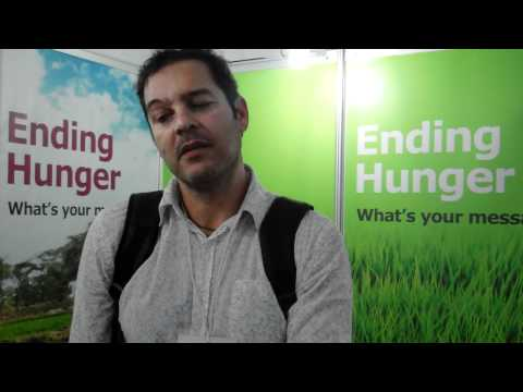 WFP Rio+20: A sustainable alimentation for a sustainable world
