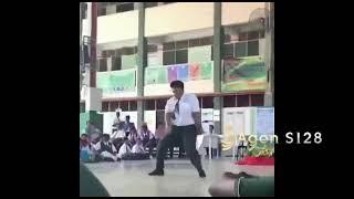 VIRAL VIDEO LUCU ANAK SMA COVER DANCE LAGU BLACKPINK KILL THIS LOVE