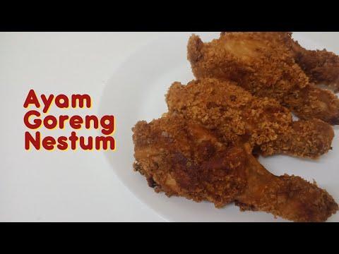resepi-ayam-goreng-nestum-enak,-lazat-&-mudah