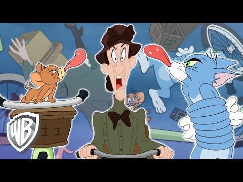 Tom y Jerry en Español Latino America | Tom & Jerry Versus La Bruja Malvada | WB Kids