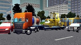 Heavy Equipment Transport 3D - Android Gameplay HD