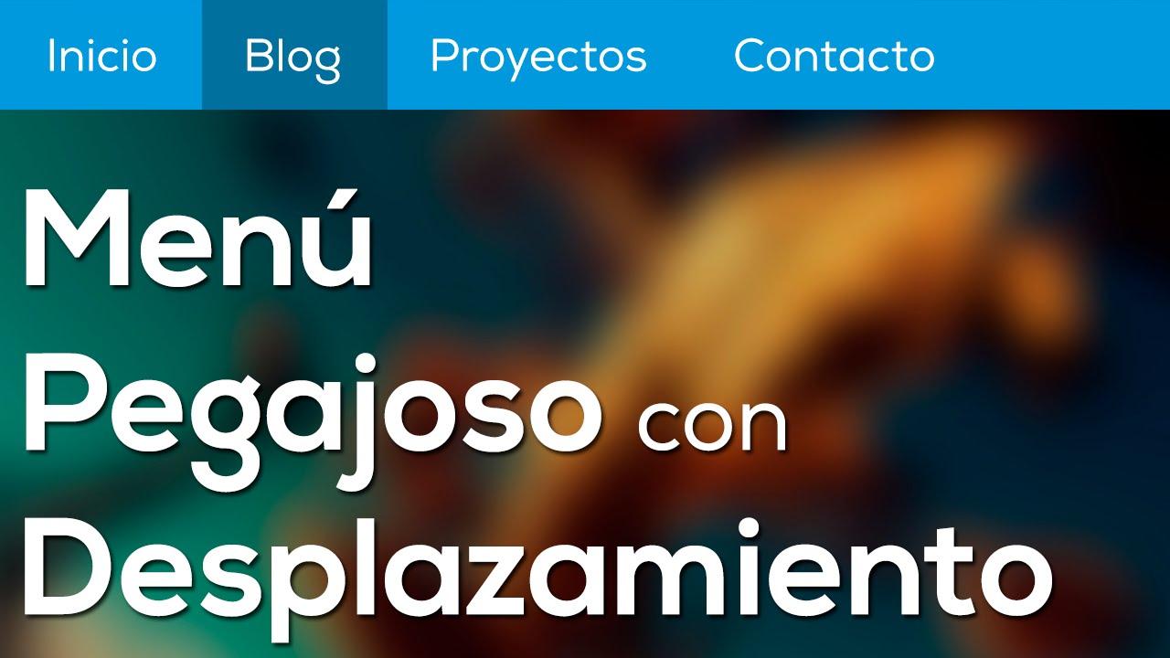 Imagen de fondo html fija