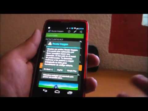 aplicacion para robar contraseñas wifi