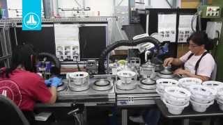 JL Audio Marine - Manufacturing