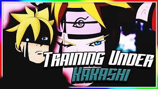 The Purpose of Boruto Training With Kakashi!