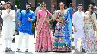 Sonam Kapoor & Anand Ahuja's Wedding Ceremony | Anil, Arjun, Jacqueline, Swara, Sanjay Kapoor