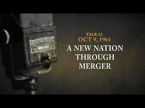 Battle for Merger Talk 12