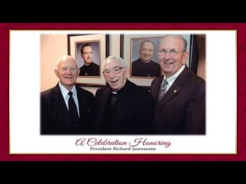President Richard Jusseaume Through the Years