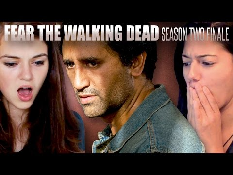 Fear The Walking Dead: Season 2 Finale Fan Reaction Compilation