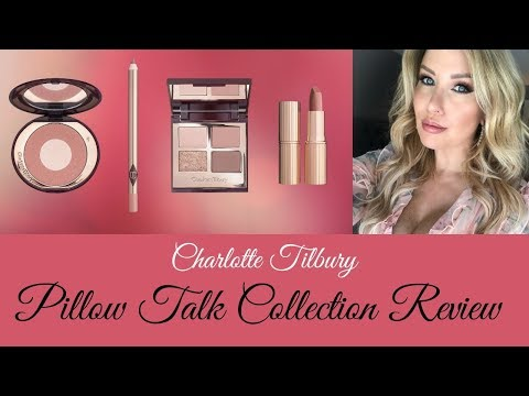 CHARLOTTE TILBURY OBSESSED! FULL FACE OF REVIEWS | Risa Does Makeup thumbnail