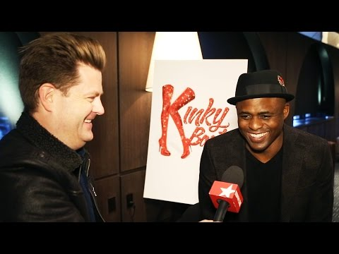 Wayne Brady on Doing Drag in the Tony Award Winning Broadway Musical KINKY BOOTS