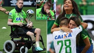 Chapecoense Plays Its First Match Since Tragic Plane Crash