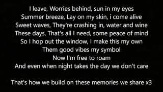 Kings Of Summer - By: ayokay (Feat. Quinn XCII) (Lyrics) (Single Version) thumbnail