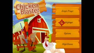 Chicken Blaster Wii gameplay