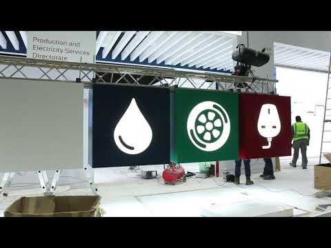 Regulation & Supervision Bureau at International Water Summit 2018, Abu Dhabi, UAE