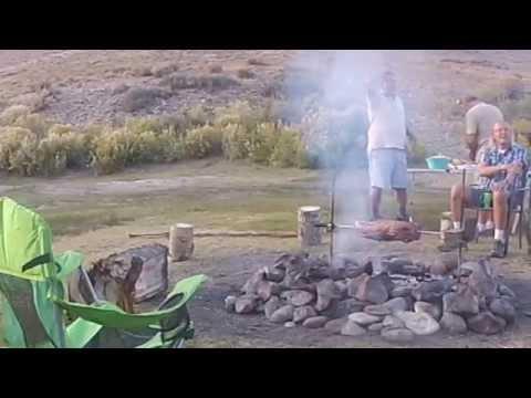 Walker River Camping Trip