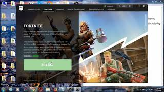 How To Download and Install Fortnite (Very Easy)