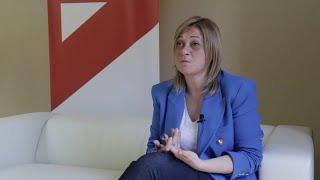 Carmen Picazo (Cs C-LM), en entrevista con Europa Press