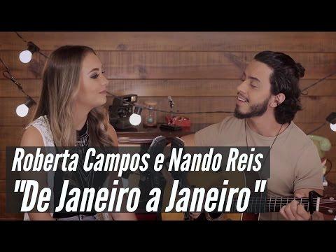 De Janeiro a Janeiro - MAR ABERTO (Cover Roberta Campos e Nando Reis)