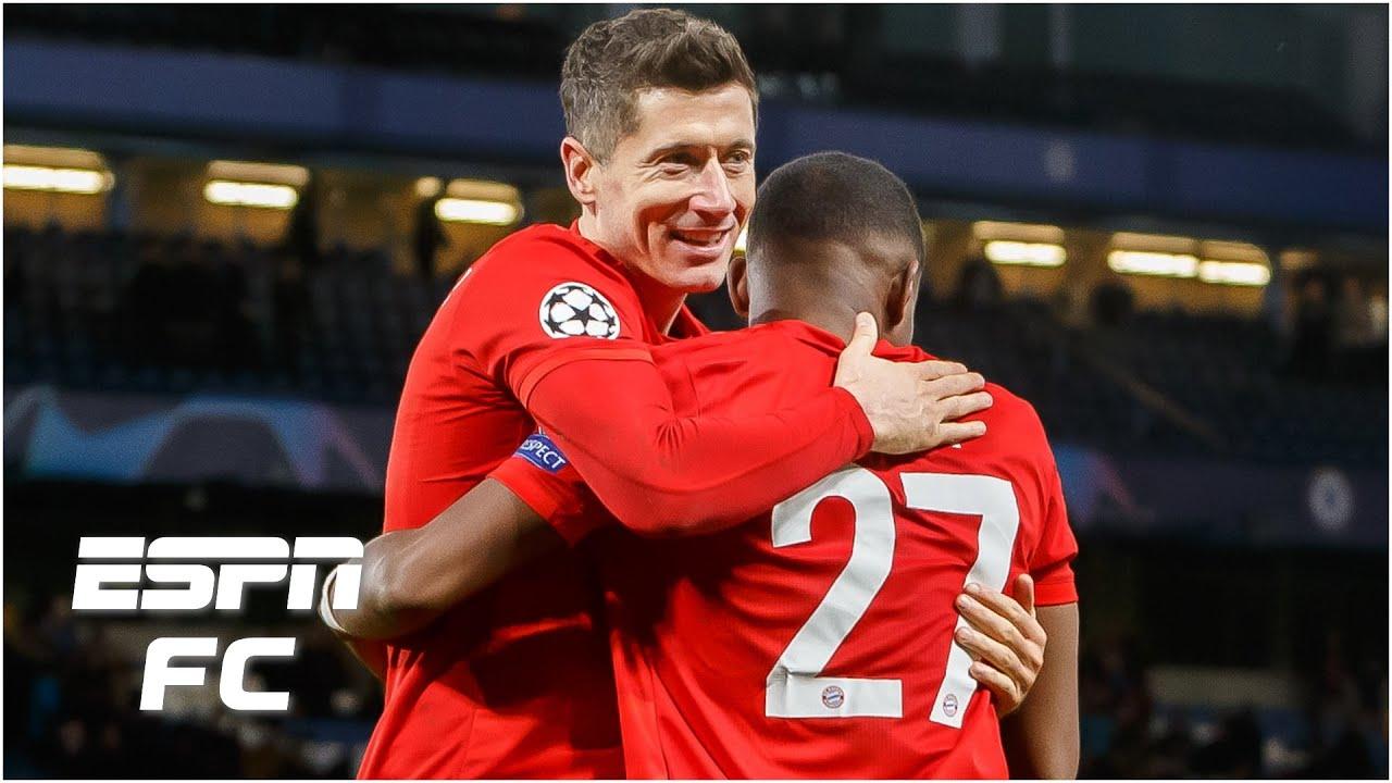 The Latest: Lewandowski goal as Bayern makes winning return