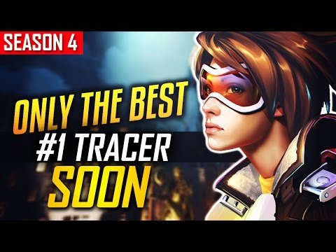 Only The Best ( Rank 1 Tracer Overbuff ) - Rogue SoOn [ SEASON 4 4710 SR ]