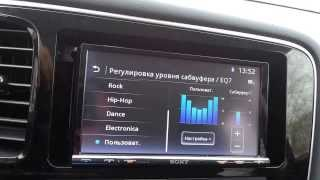 краткий обзор Sony XAV-712bt