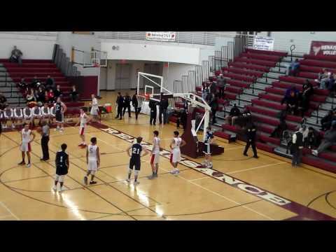Livonia Stevenson vs Troy Athens, 12/28/16, Motor City Roundball Classic